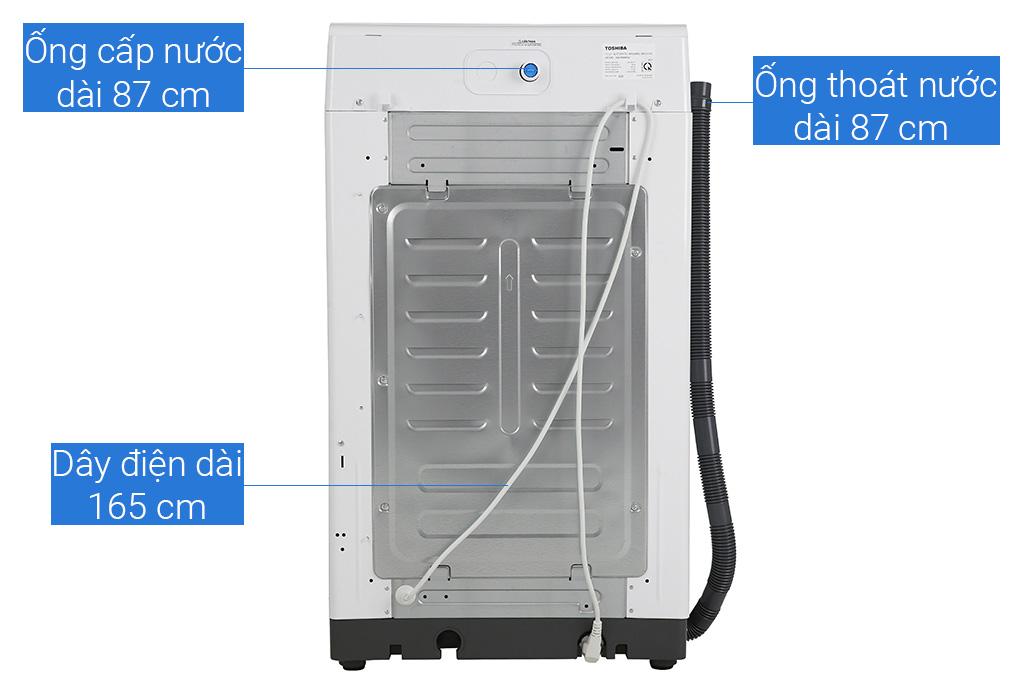 Máy giặt lồng đứng AW-K800AV(WW)