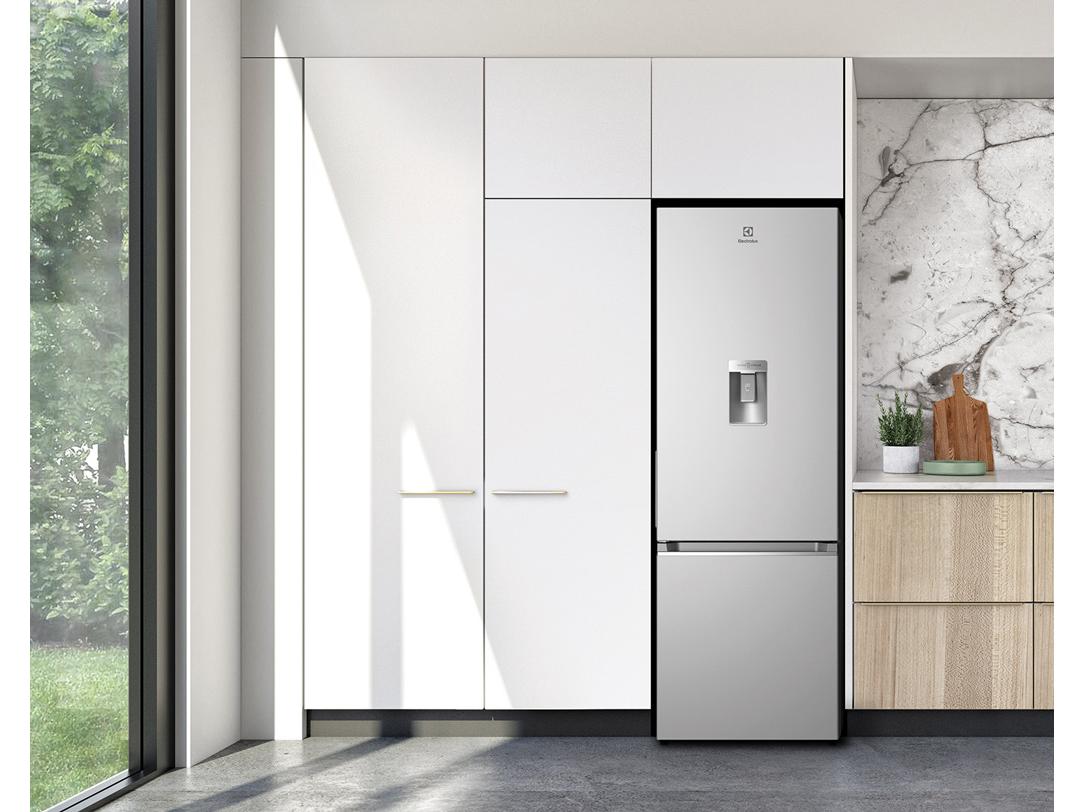 Tủ lạnh mang lại nét đẹp không gian