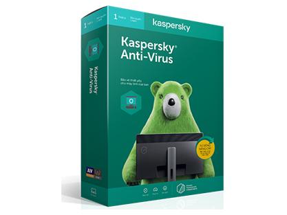 Kaspersky Anti-Virus đoạt được rất nhiều giải thưởng của Kaspersky Lab