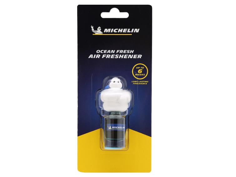 Lọ nước hoa ô tô Michelin dạng treo hương Ocen 5ml 87862