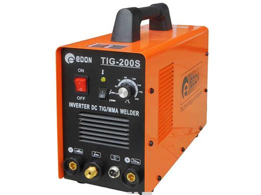 Hình ảnh máy hàn Tig Edon TIG 200A