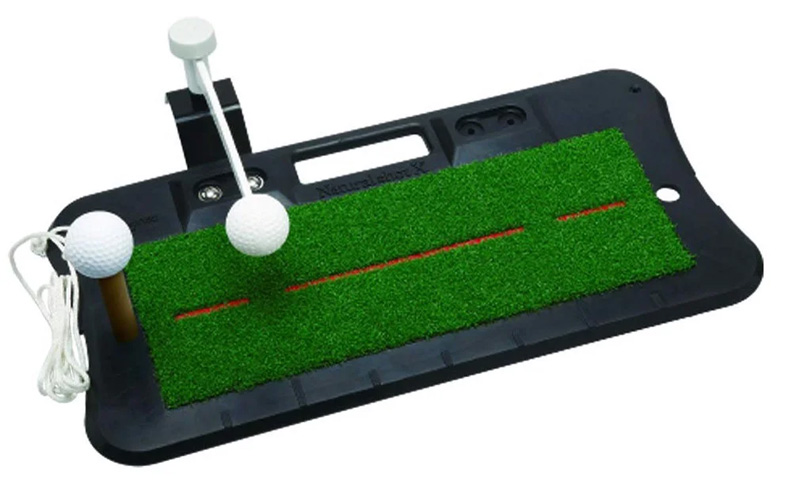 Hình ảnh  thảm tập golf swing tại nhà Natural Shot X Daiya TR-427