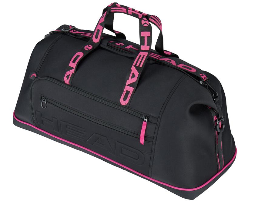 Túi sở hữu kiểu dáng năng động, thể thao nhưng không kém phần nữ tính