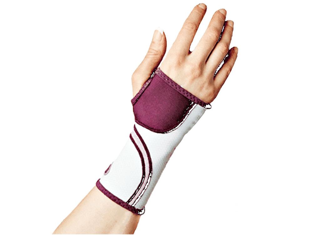 Hình ảnh đai hỗ trợ cổ tay và lòng bàn tay Mueller 70992/70993/70994