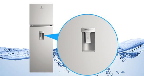 Tủ lạnh Electrolux ETB3740K-A