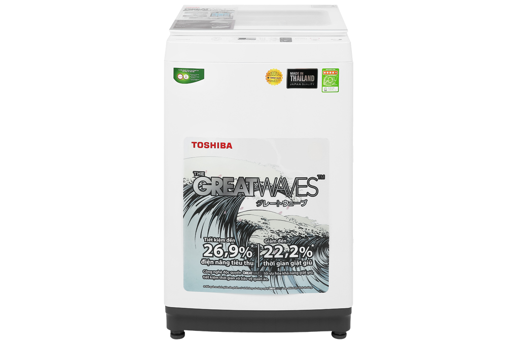 Máy giặt lồng đứng Toshiba K1000FV(WW)