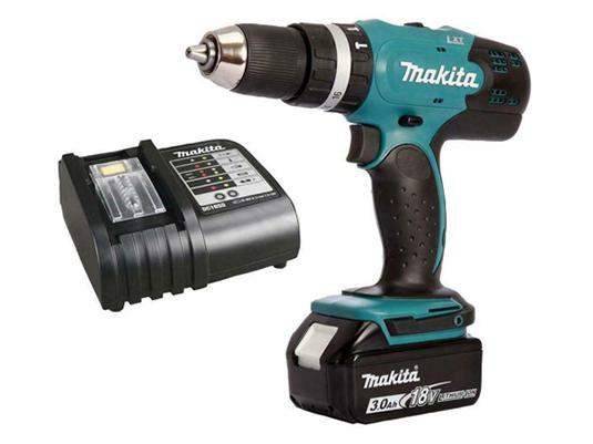 Máy khoan pin Makita 18V DHP453SFX8