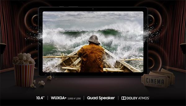Galaxy Tab A7