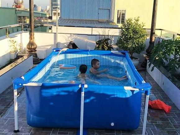 Bể bơi gia đình