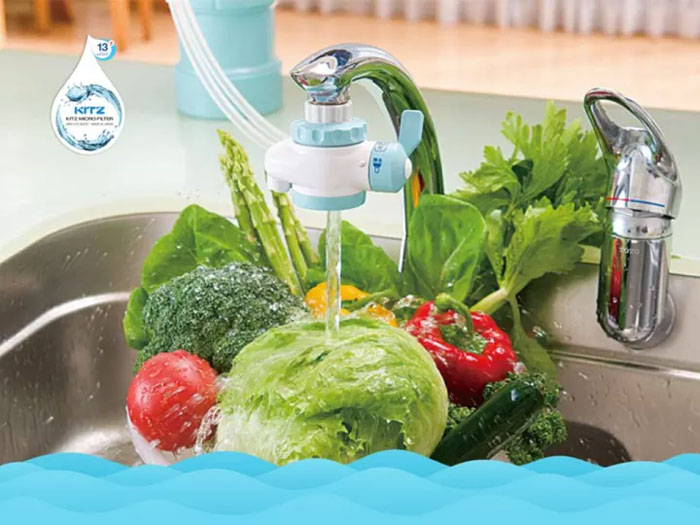 Thiết bị lọc nước máy