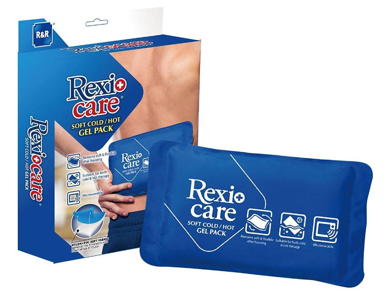 Túi chườm vi sóng nóng lạnh R&R RexiCare M (gel) cỡ trung