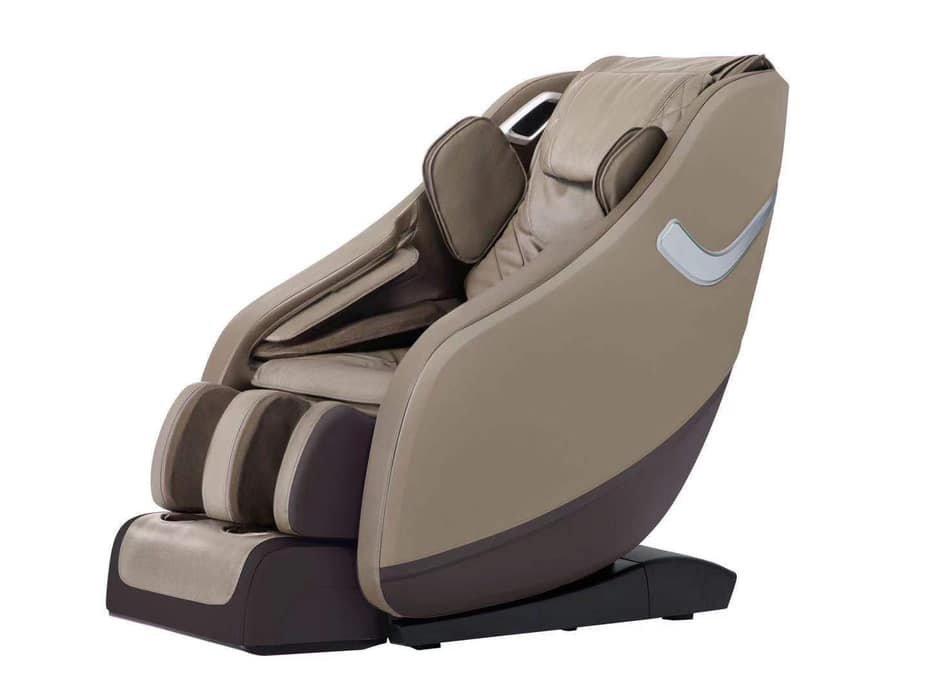 Ghế massage màu be
