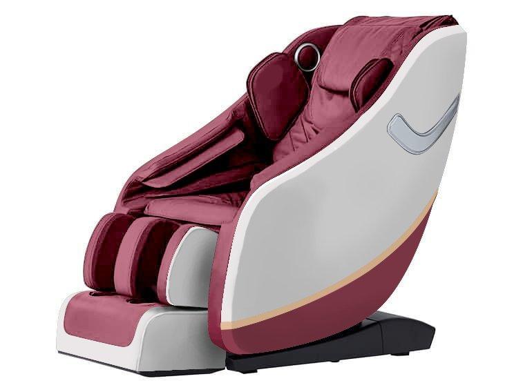 Ghế massage màu đỏ