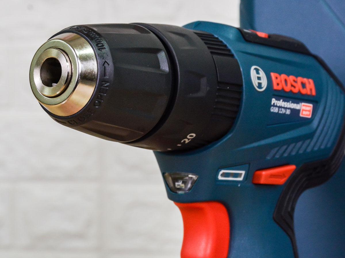 Máy khoan pin Bosch GSB 12V-30