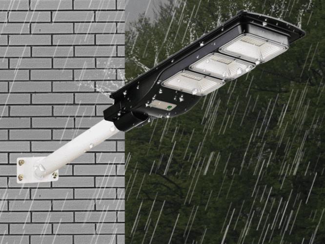 Đèn năng lượng mặt trời chống nước