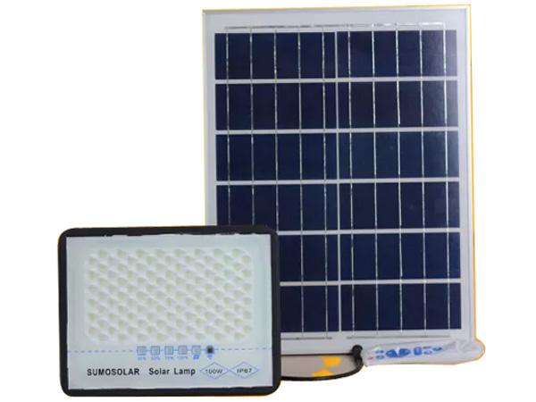 Hình ảnh đèn chống lóa trong nhà năng lượng mặt trời Sumosolar TN18