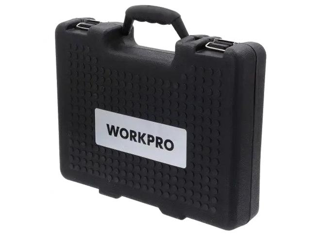 Bộ dụng cụ cơ khí 108 chi tiết Workpro