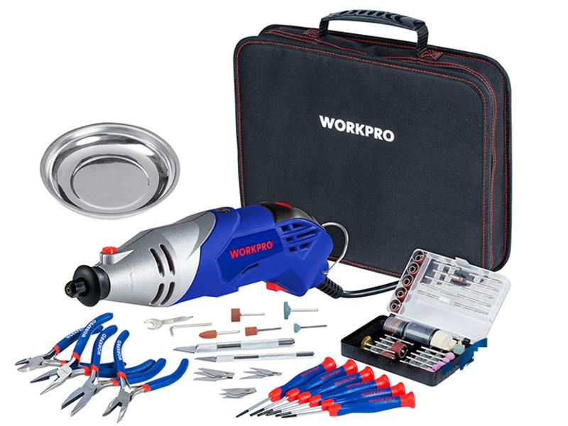 Hình ảnh bộ dụng cụ đa năng 152 chi tiết Workpro W004500