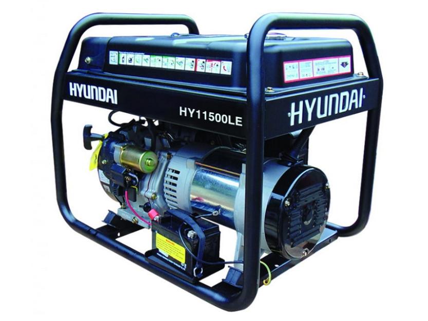 Hyundai HY11500LE