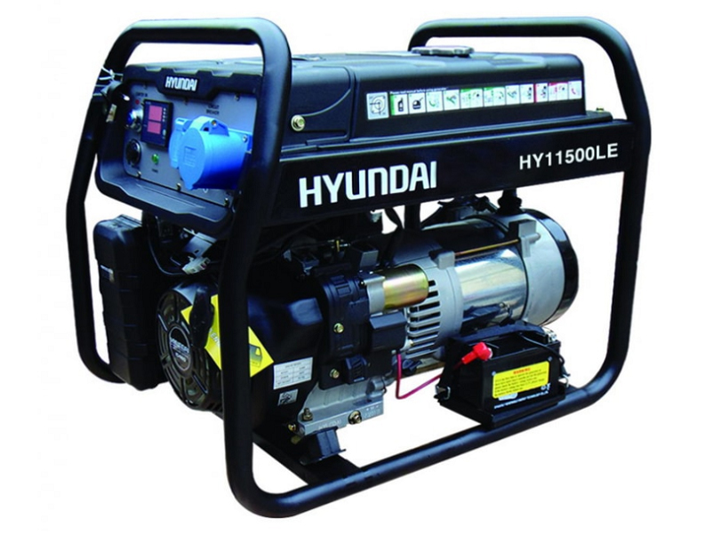 Máy phát điện Hyundai HY11500LE