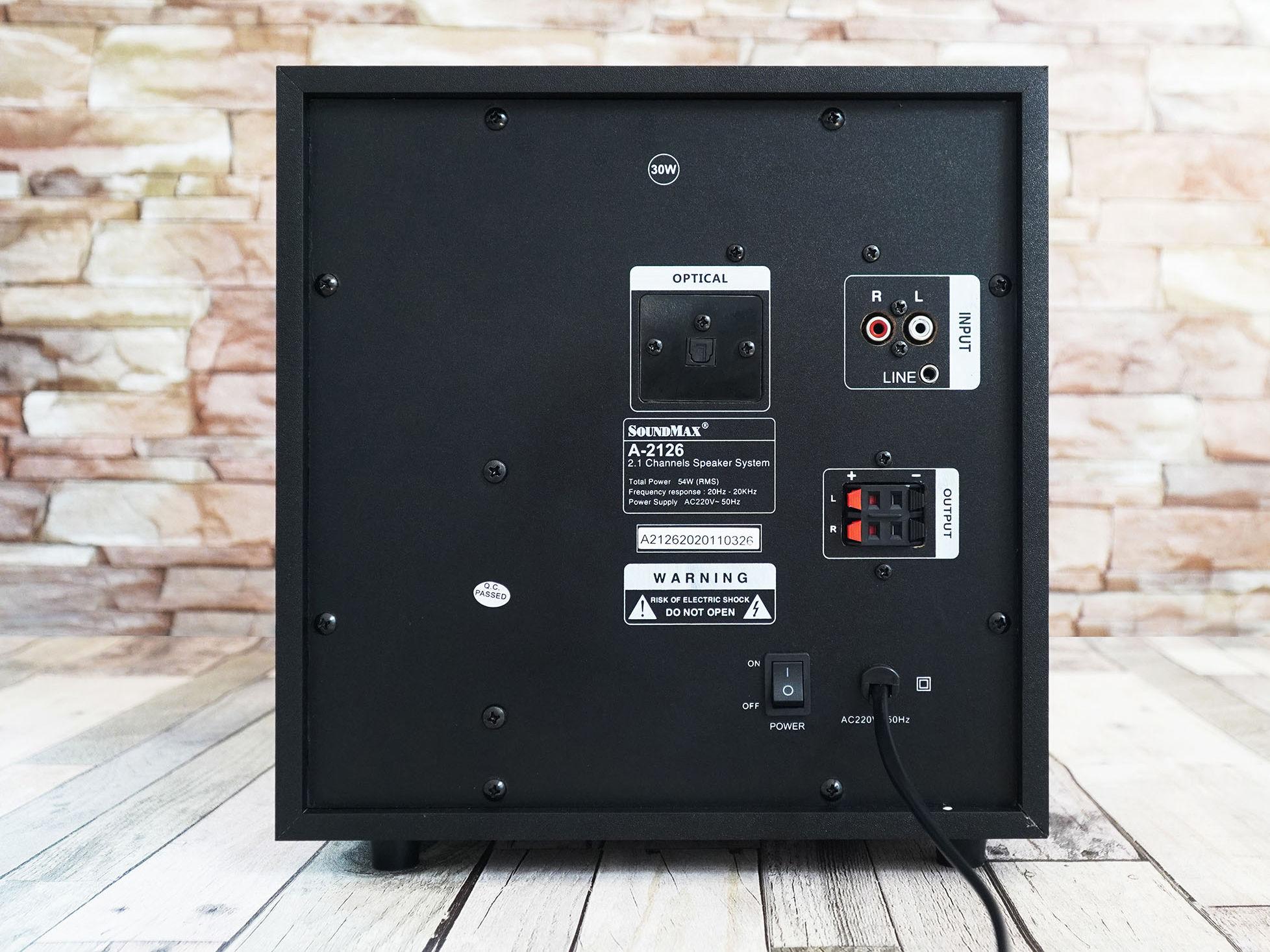 Soundmax A2126