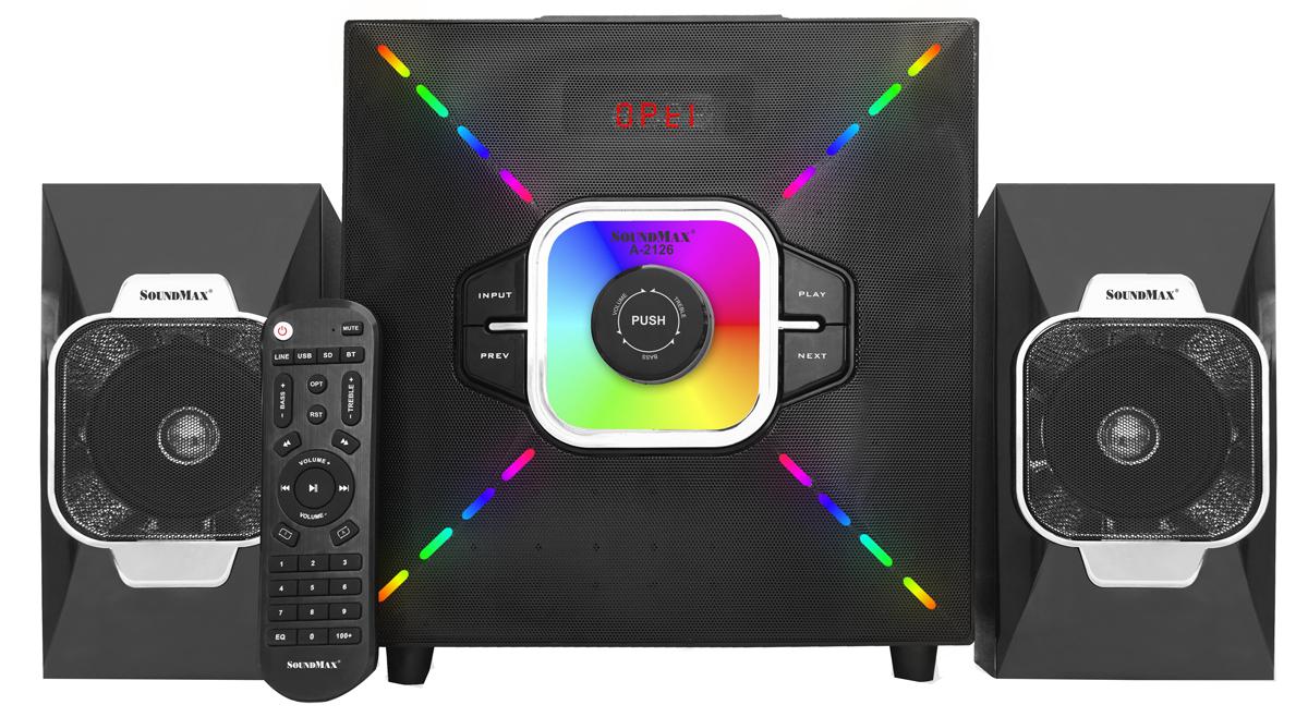 Loa Bluetooth Soundmax A2126