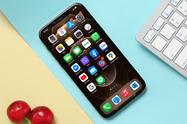 Điện thoại iPhone 12 pro max