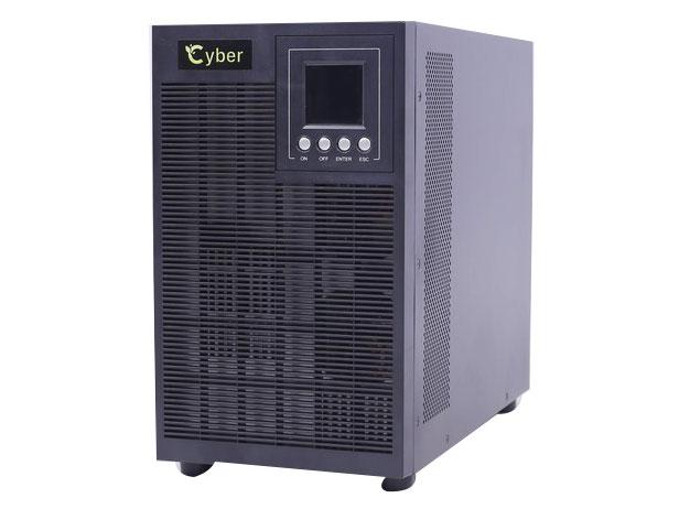 Bộ lưu điện UPS online 3KVA Cyber PP3K