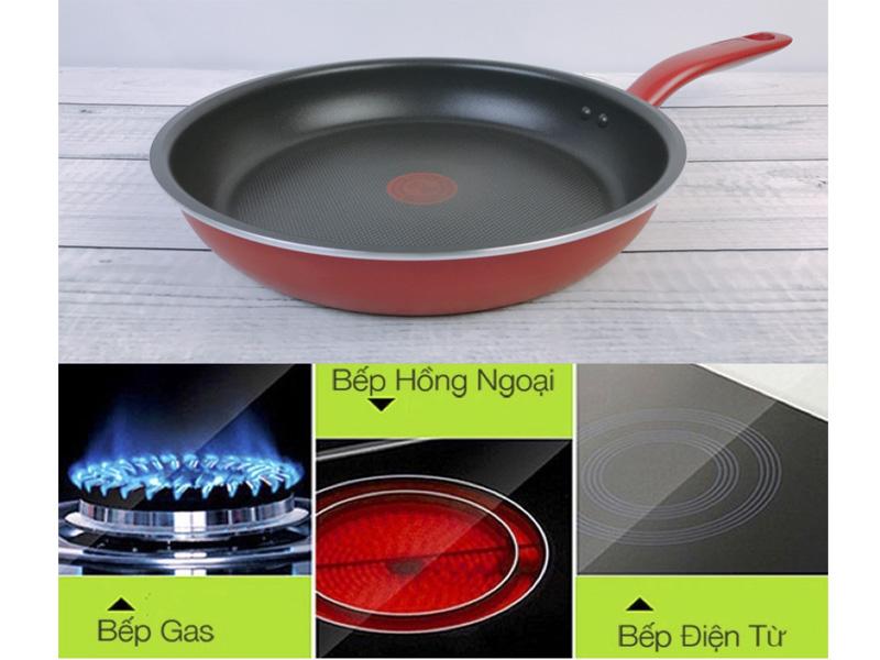 Dùng trên mọi loại bếp