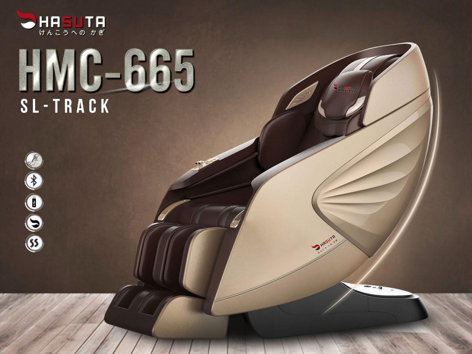 Ghế massage Hasuta HMC-665