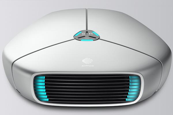Máy lọc không khí trên ô tô