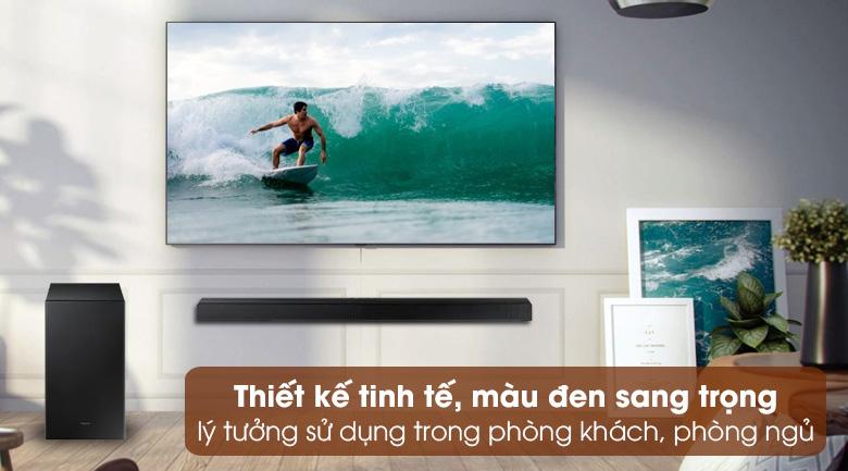 Hình ảnh loa Soundbar Samsung HW-A550/XV
