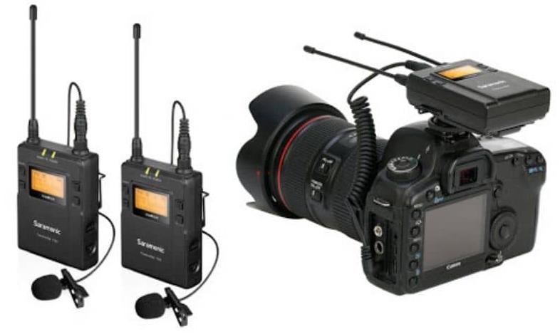Mic thu âm cho máy ảnh, máy quay
