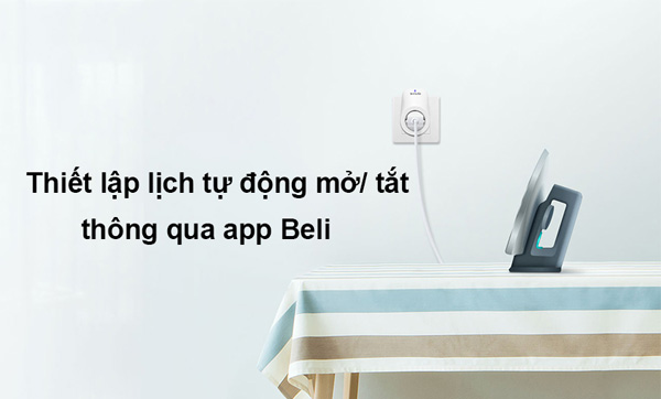 Ổ cắm điện wifi Tenda3