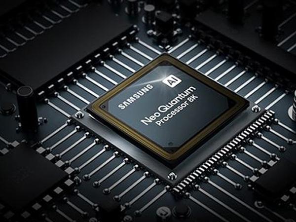 Bộ xử lý Neo Quantum 8K hiện đại