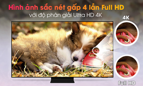 Tivi Samsung QLED