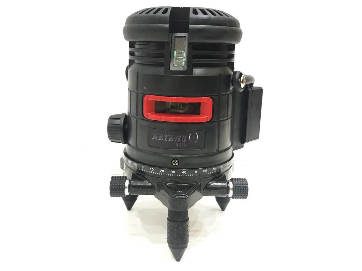 Máy cân bằng laser 5 tia xanh Alien G5