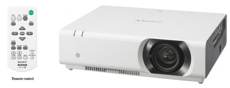 Máy chiếu Compact Projector Sony VPL-CH375