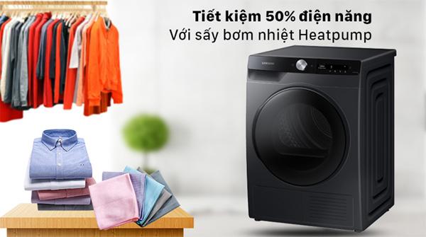 Máy sấy bơm nhiệt Samsung