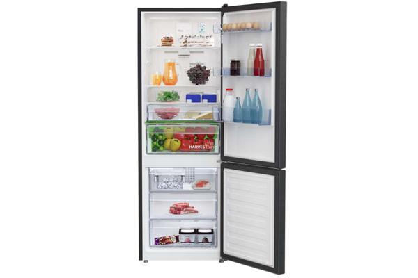 Tủ lạnh ngăn đá dưới Inverter 323 lít Beko RCNT340E50VZK