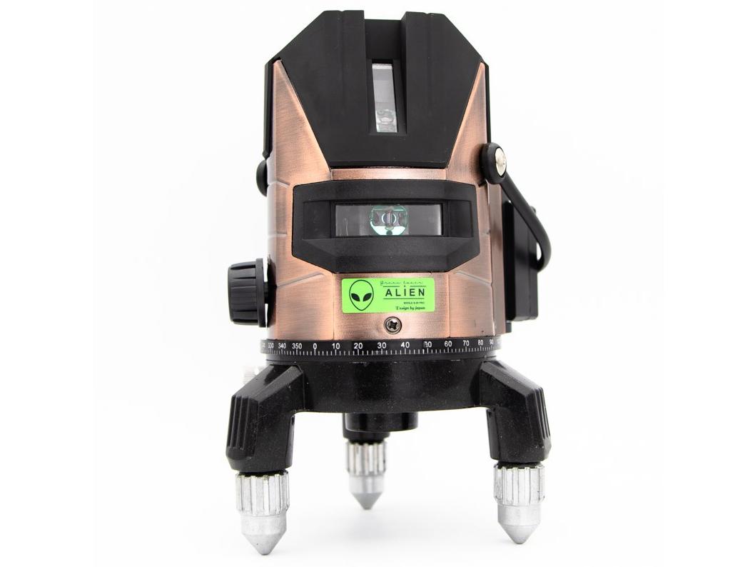 Máy cân bằng laser 5 tia xanh Alien AL5-20 Pro