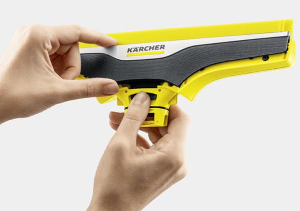Máy lau kính Karcher WV 6 Plus *EU