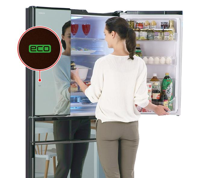 Chế độ eco ở tủ lạnh