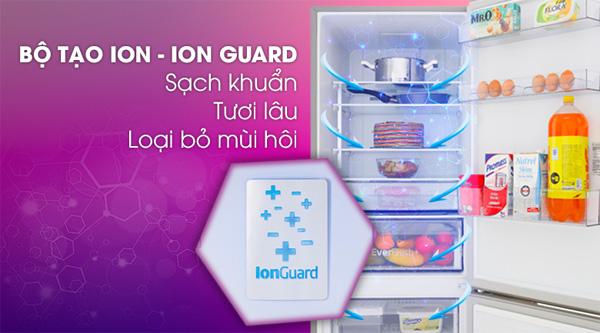 Tủ lạnh Beko 323 lít