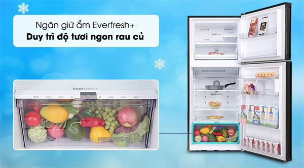 Tủ lạnh Beko 396 lít