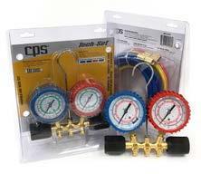 Hình ảnh đồng hồ áp suất CPS R22/R410A M61PF5