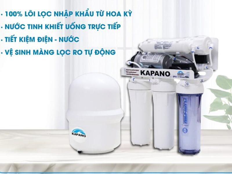 Ưu điểm của bộ lọc nước