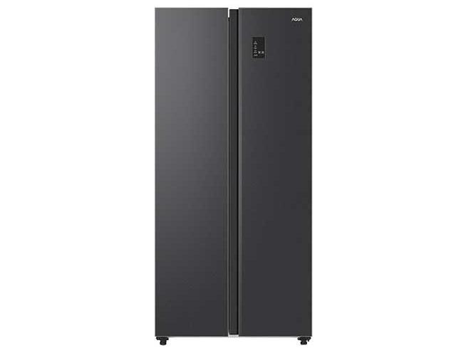 Tủ lạnh màu xám