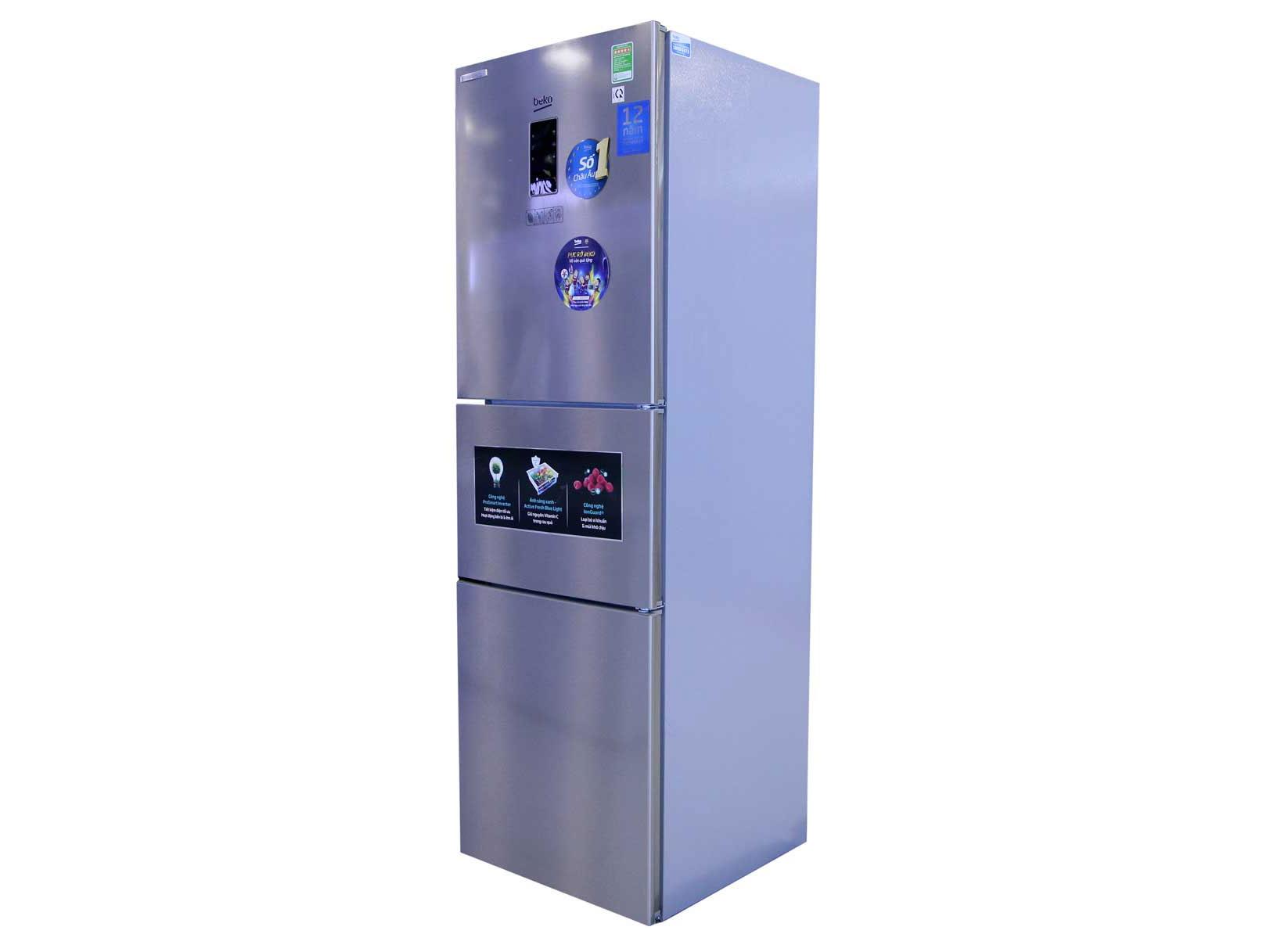 Tủ lạnh Beko RTNT290E50VZX