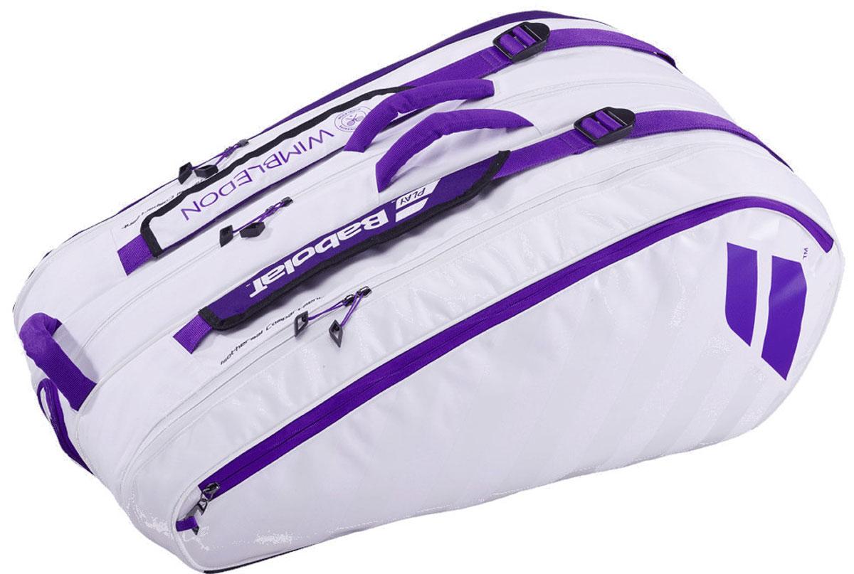 Babolat Pure Wimbledon x 12 Tennis Bag